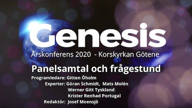Paneldiskution och frågestund | Genes...