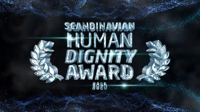 Scandinavian Human Dignity Award 2020...