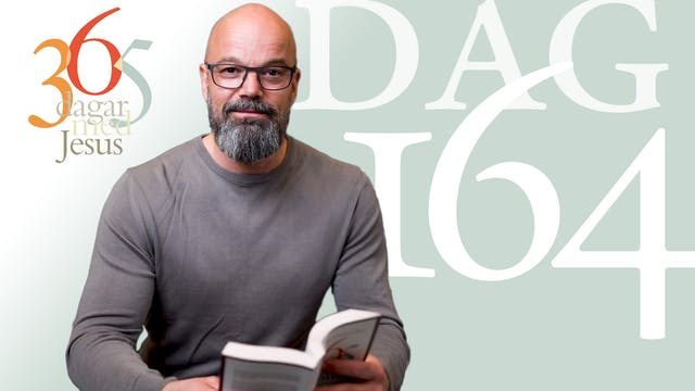 Dag 164: Andedop | 365 dagar med Jesus