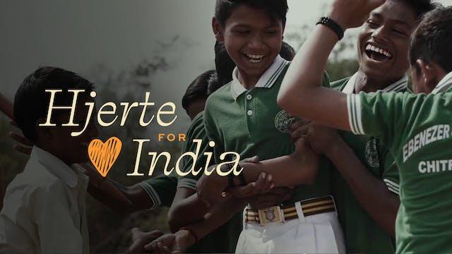 Salt | Hjerte for India - Evig liv