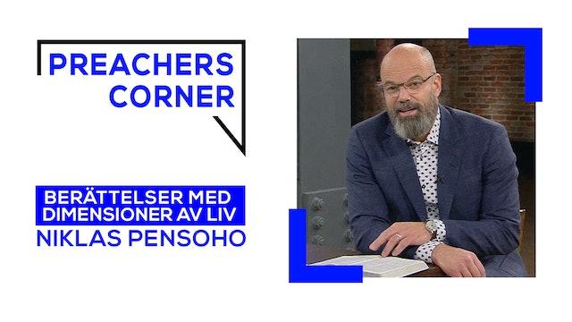 Berättelser med dimensioner av liv | Preacher's Corner