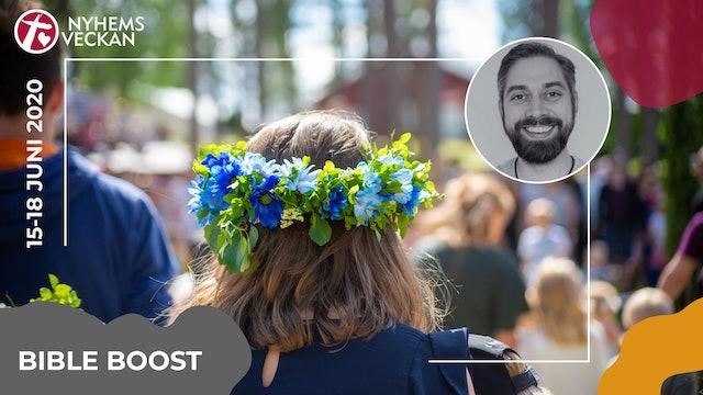 Bible Boost - Jonas Andersson - Evangelisation