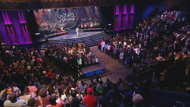 Todd Dulaney   Gospel Worship Experience