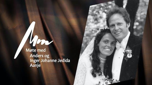 Møte Med Anders og Inger Johanne Jedi...
