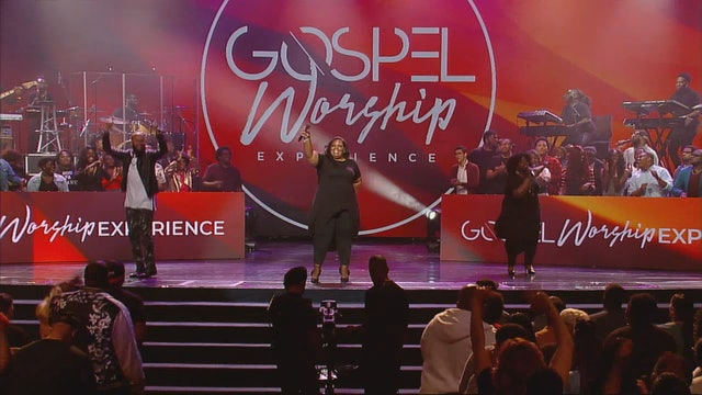 JJ Hariston   Gospel Worship Experience