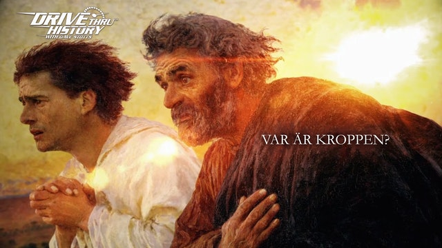 Jesus återuppstår  | Drive Thru History