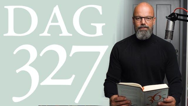 Dag 327: Försynen | 365 dagar med Jesus