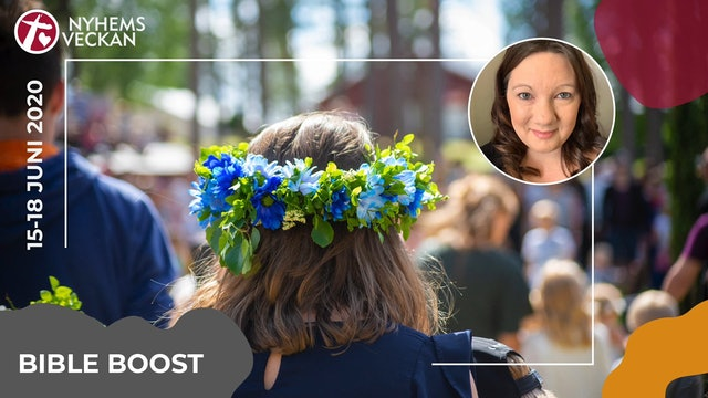 Bible Boost - Michelle Blomqvist - Gud som pappa