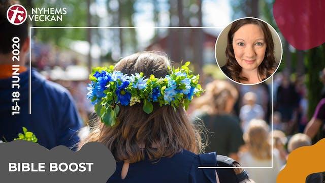 Bible Boost - Michelle Blomqvist - Gu...