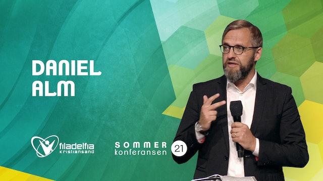 DANIEL ALM - Søndag 11:00