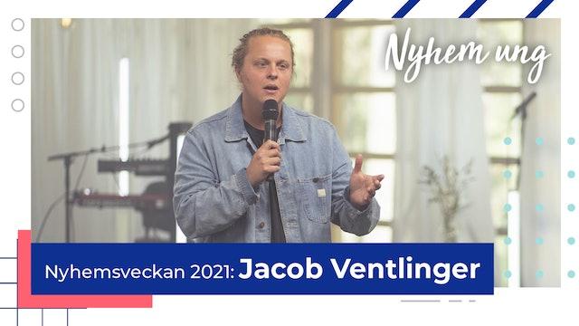 Ungdomsmöte söndag | Nyhemsveckan 2021