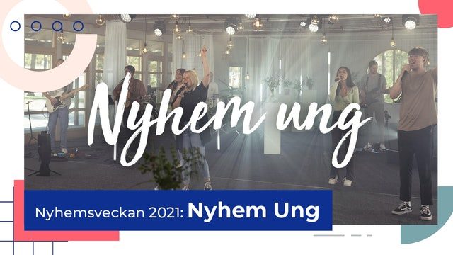 Nyhemsveckan 2021 Ung