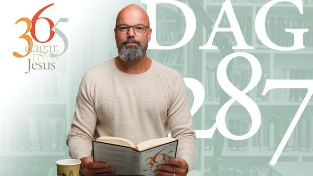 Dag 287: Människan | 365 dagar med Jesus