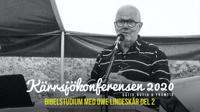 Fredag 15.00 - Bibelstudie | Kärrsjök...