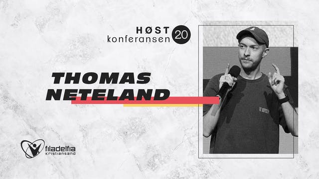 Thomas Neteland - Høstkonferansen -F...