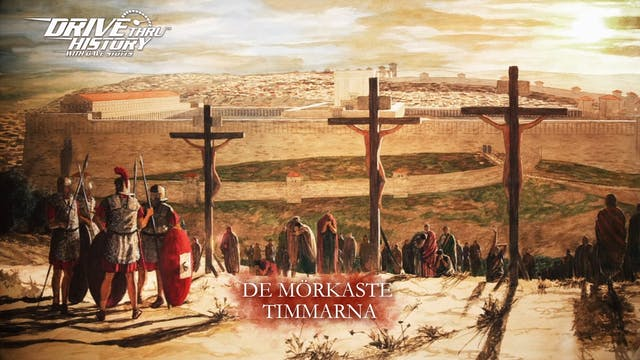 Jesus blir korsfäst  | Drive Thru His...