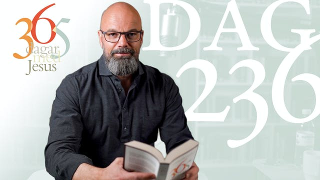 Dag 236: Städning och tvätt eller Gud...