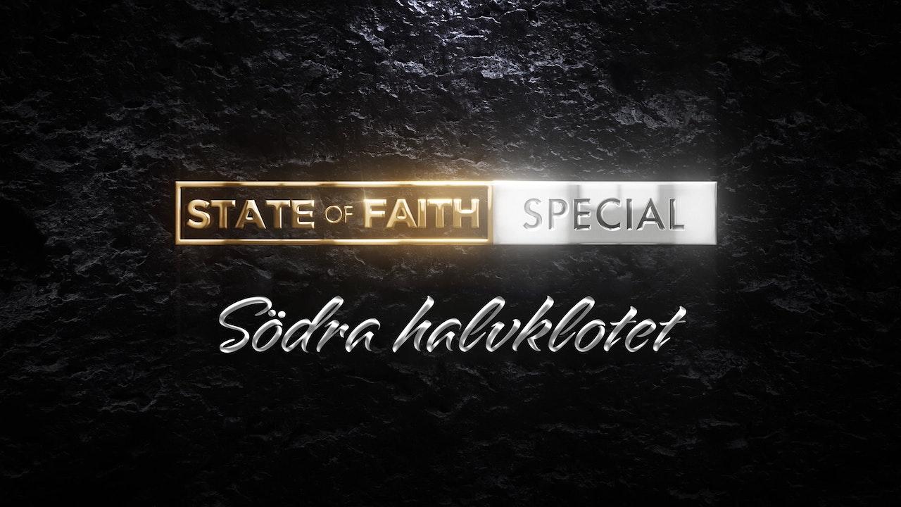 Södra halvklotet   State of Faith