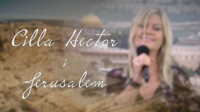 Sånger i Jerusalem | Cilla Hector