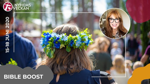Bible Boost - Nina Eriksson - Gränser