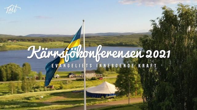 Lördag Konsert Samuel Ljungblad   Kärrsjökonferensen 2021