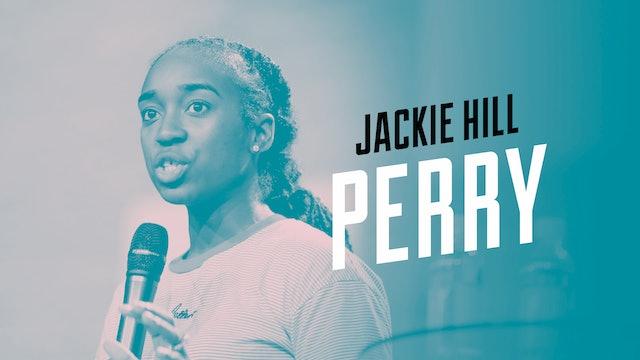 Jackie Hill Perry - 26 juli |Europakonferensen 2019