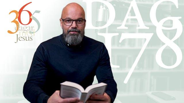 Dag 178: Skam | 365 dagar med Jesus