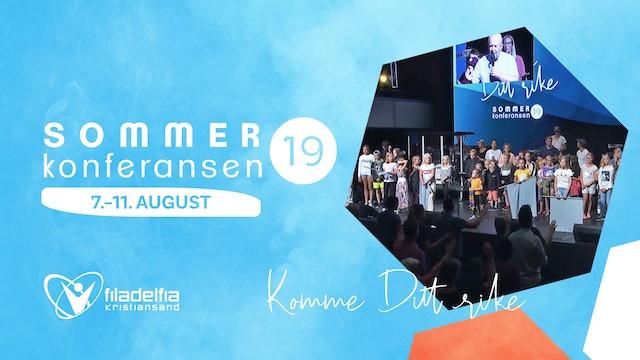"Filakrs | Sommerkonferanse ""Komme Ditt Rike"" - Innenfor Hans Trone"