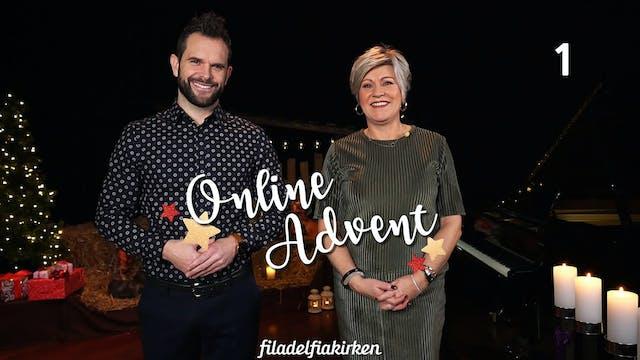 Filadelfia Drammen | Online 1. Advent
