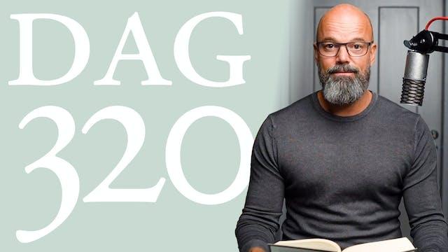 Dag 320: Tider | 365 dagar med Jesus