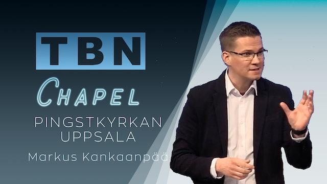 Guds ord är livsförvandlande | Markus Kankaanpää