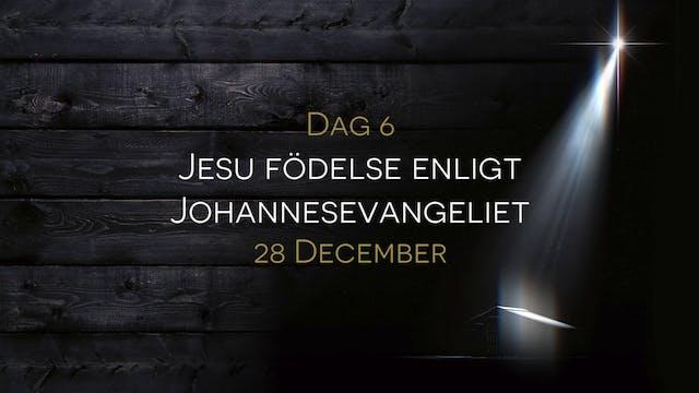 28 december | 15 dagar med julens bud...