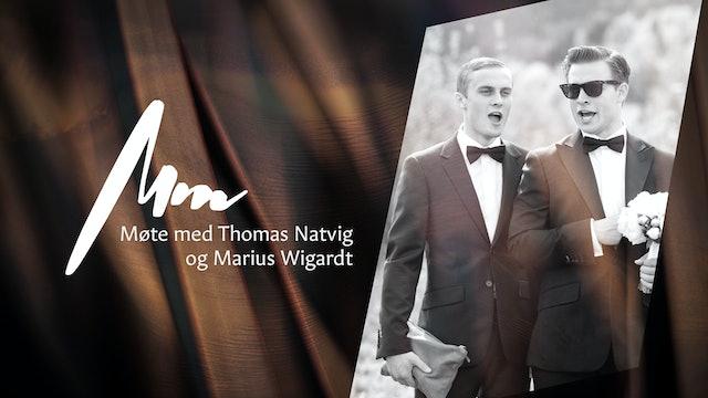 Møte Med - Marius Wigardt og Thomas Natvig