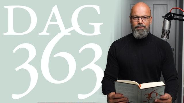 Dag 363: Inför Gud | 365 dagar med Jesus
