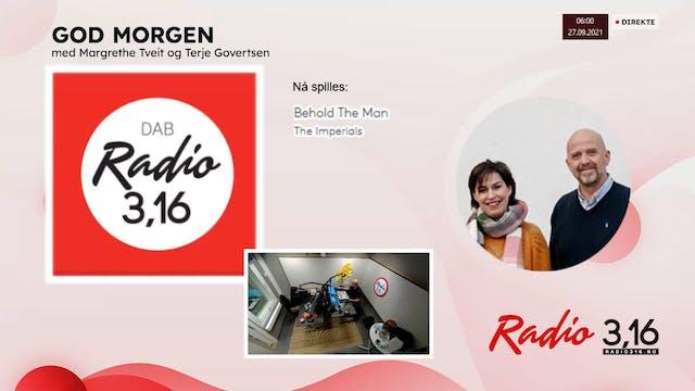 Radio 3,16 | 27 september 2021 - God ...
