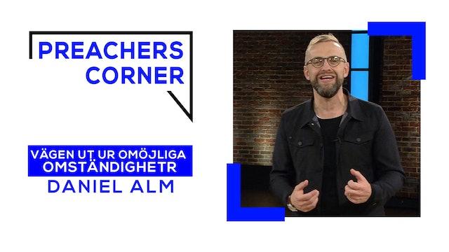 Vägen ut ur omöjliga omständigheter | Preacher's Corner
