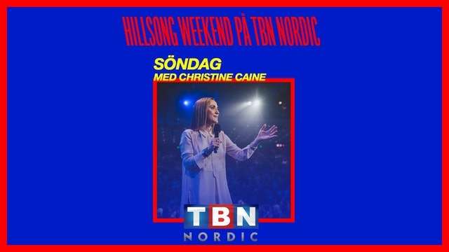Christine Cain |Hillsong Sweden Summercamp 2019