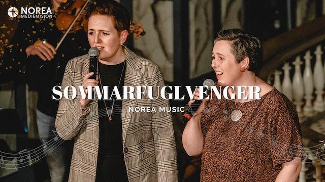 Norea Music | Sommarfuglvenger