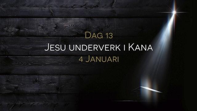 4 januari | 15 dagar med julens budskap