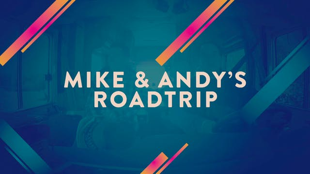 Mike & Andy's roadtrip - Trailer