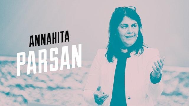 Annahita Parsan - 24 juli |Europakonferensen 2019