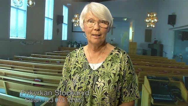 19 juli Friikyrkan Stockaryd