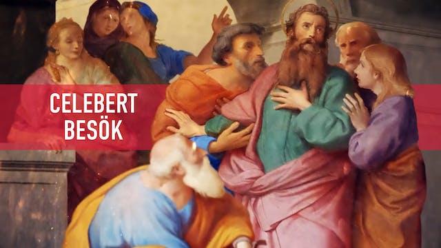 Paulus och Petrus i Rom | Åktur genom...