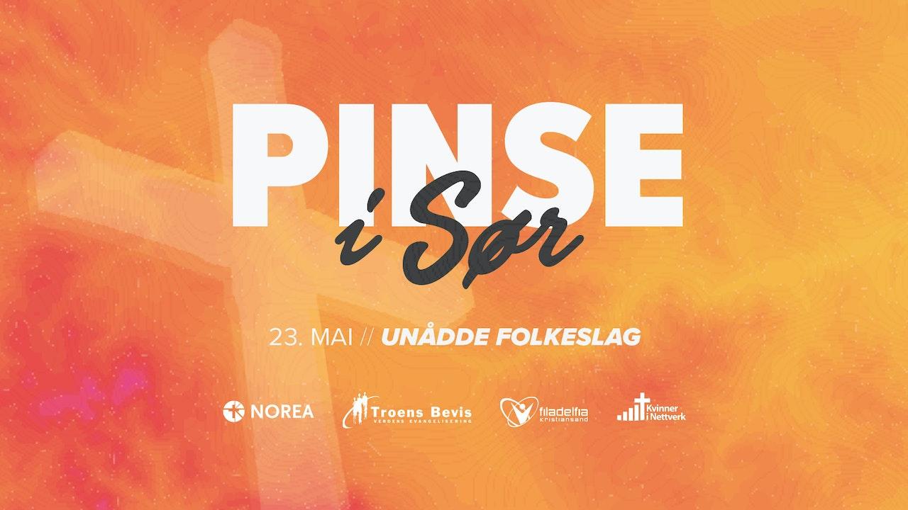 PINSE I SØR - 2021