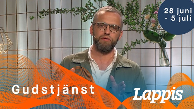 Avslutningsgudstjänst | Lappis 2020  Svenska