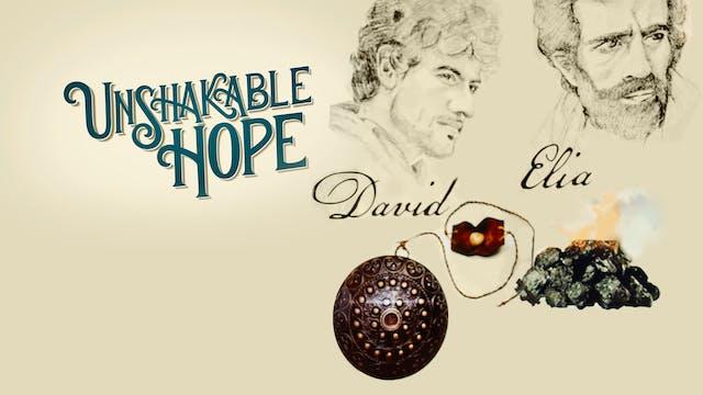 David & Elia  | Orubbligt hopp