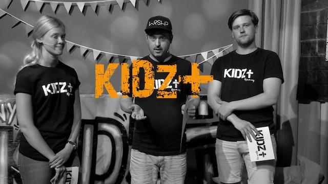 KIDZ+ Nyhem 2020 - Måndagen