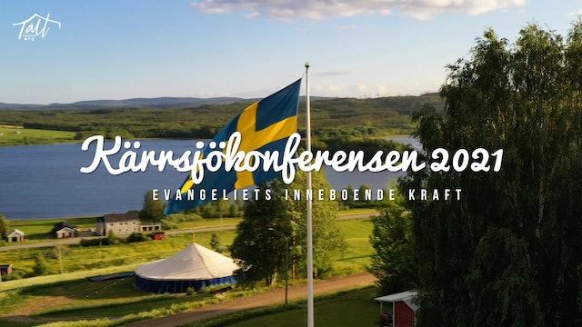 Torsdag 15.00 - Bibelstudium DEL 2 Morgan Carlsson | Kärrsjökonferensen 2021