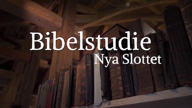 Bibelstudie Nya Slottet