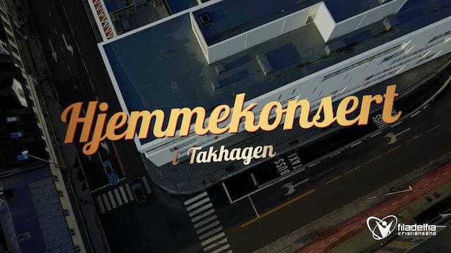 Hjemmekonsert i Takhagen